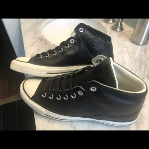 Converse Chuck Taylor All Star Street Leather